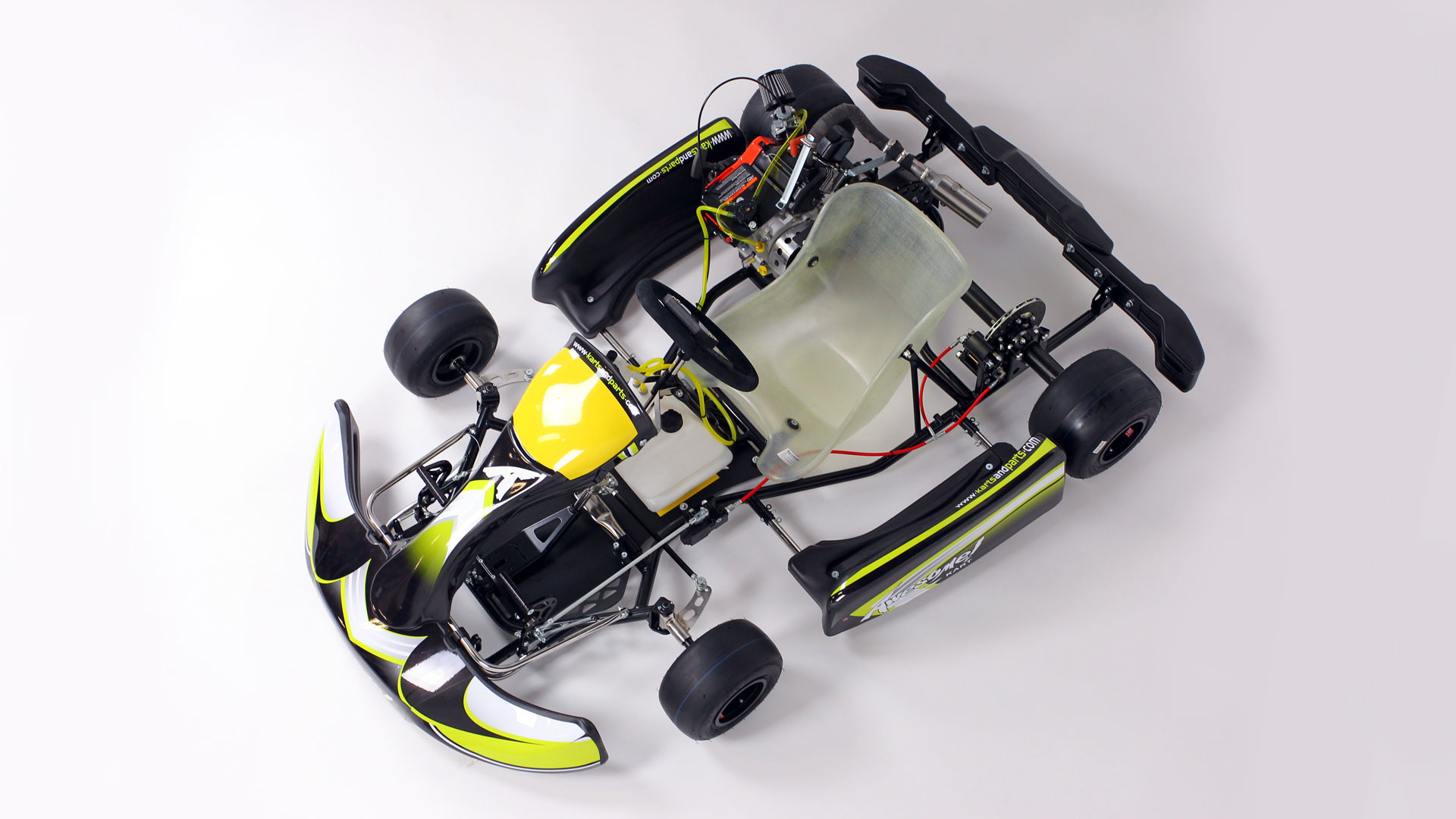 Awesome Kart Top View 28mm 30mm