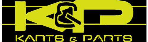 Karts & Parts Logo
