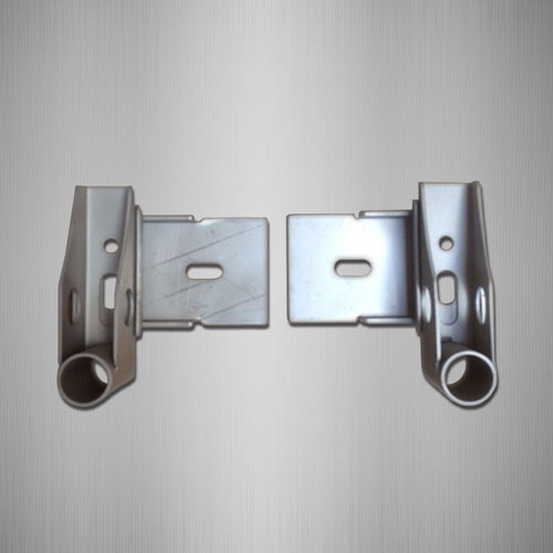 Plastic Bumper Mounting Brackets Stainless