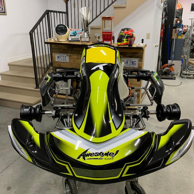 The 2021 Awesome Kart has landed!